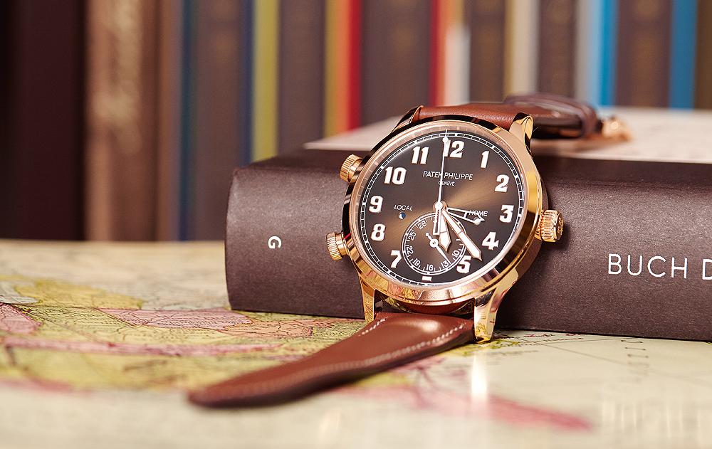 Hitting the Road:AAA Patek Philippe Calatrava Pilot Travel Time Replica Watch