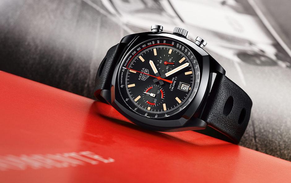 Top New TAG Heuer Monza Calibre 17 Replica Watch