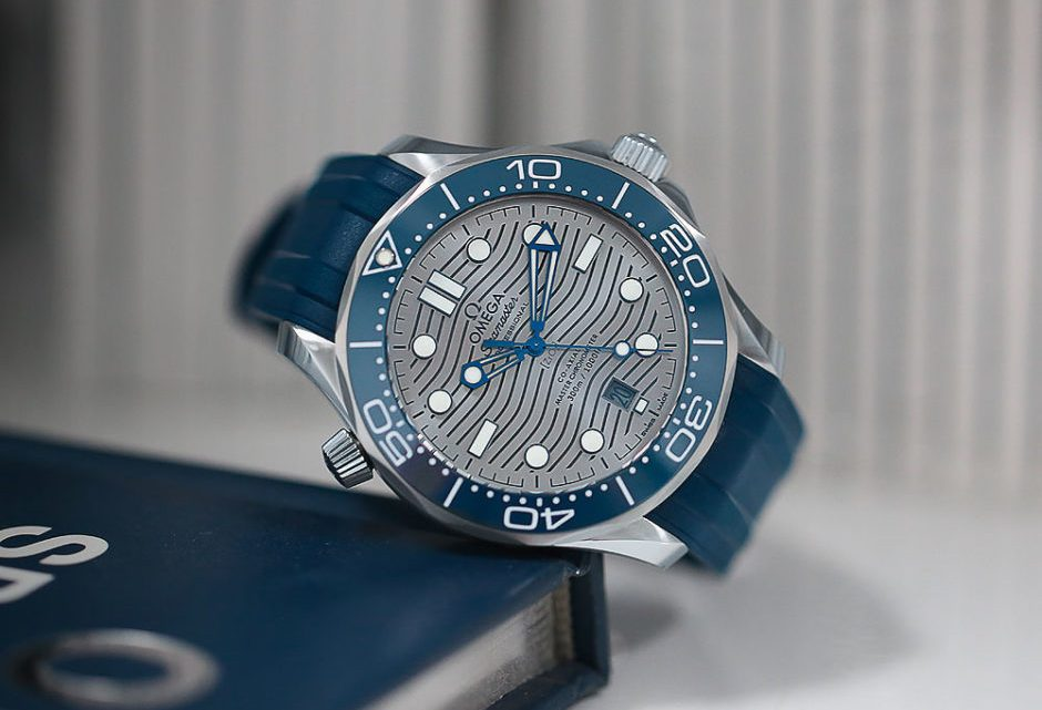 Renaissance Diver: Top Omega Seamaster Diver 300M Co-Axial Master Chronometer Replica Watch Review