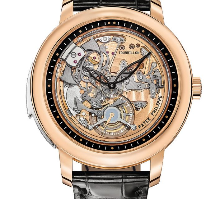 Luxury Patek Philippe New Replica Ref. 5303 Minute Repeater Tourbillon In Rose Gold