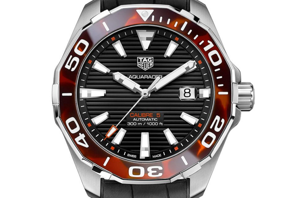 Best TAG Heuer Updated Three New Aquaracer Replica Watches